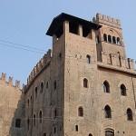 Внешний вид дворца Энцо