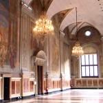 Внутреннее убранство дворца Энцо