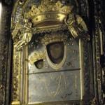 Икона Богоматери в храме Мадонны святого Луки
