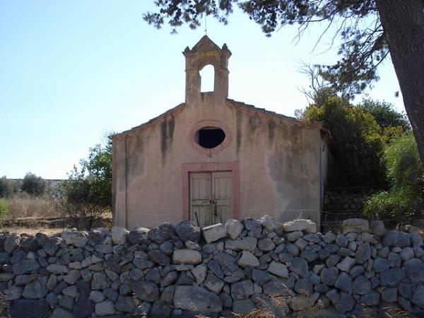 Пещерная церковь Фунтана Гутерьес. в Сассари
