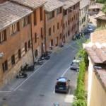 Улицы тосканской Сиены