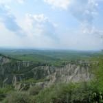 Вид из Сиены