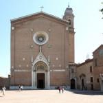 Церковь San Francesco в Сиене
