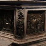 Баптистерий San Giovanni в Сиене