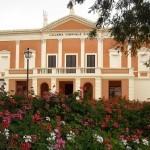 Здание муниципалитета в Кальяри (Сардиния)