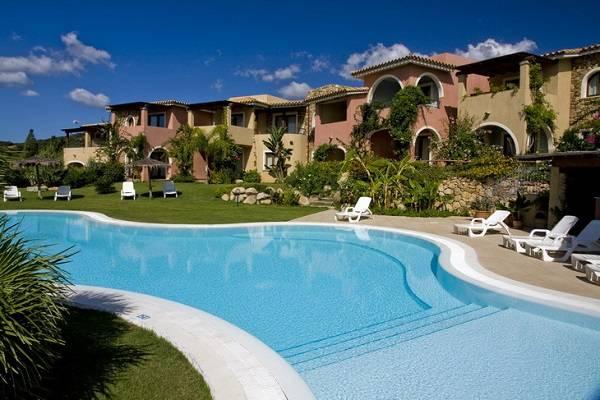 Отели Вилласимиуса на Сардинии