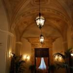 Сиенский дворец Палаццо Пикколомини в Тоскане