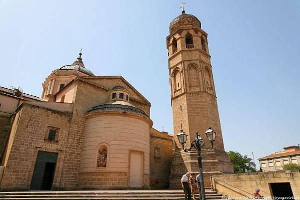 Кафедральный собор в Ористано