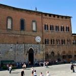 Самый древний госпиталь Santa Maria della Scala