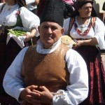 Фестиваль в Муравере о. Сардиния