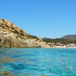 Пляж Чио в Сардинии