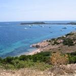 Остров Sardegna в Италии