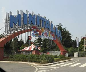 Парк Minitalia – Leolandia в Италии
