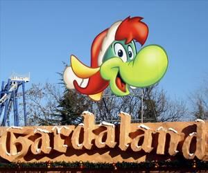 Парк Gardaland в Италии