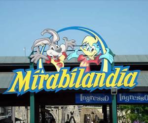 Парк Mirabilandia в Италии