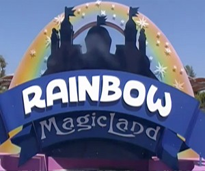 Парк Rainbow MagicLand в Италии