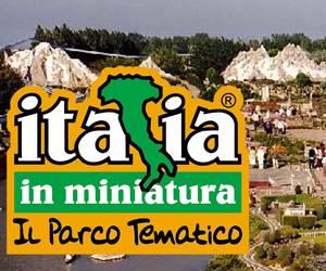 Парк Italia in Miniatura в Италии