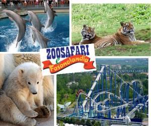 Парк Fasanolandiya и Zoosafari в Италии
