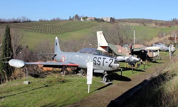 Музей авиации в Римини