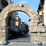 Ворота Монтанара в Римини