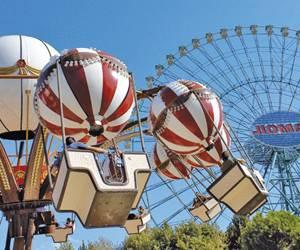 Мирабиландия парк развлечений в Италии