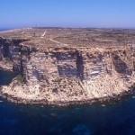 Курорт Италии на море - о. Лампедуза