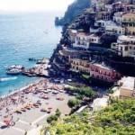 Курорт Италии на море - Позитано