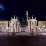 Площадь Сан Карло в Турине