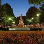 Piazza Statuto в Турине