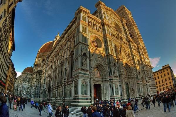 Собор во Флоренции Санта Мария дель Фьоре