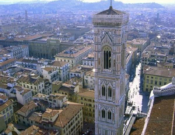 Кампанила Джотто во Флоренции