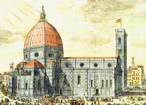 Главный собор Флоренции Санта Мария дель Фьоре