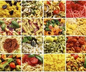 Разновидности итальянской пасты