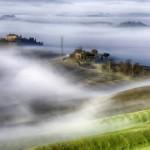 Ашиано город Тосканы провинции Сиена