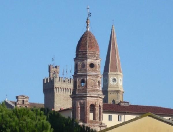 Достопримечательность Тосканы - дуомо Ареццо