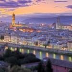 Город Тосканы - Флоренция