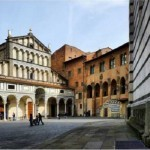Город Тосканы Пистойя