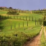 Сан-Джимильяно город-курорт Тосканы