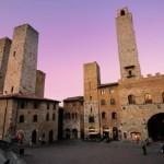 Город Тосканы - Сан-Джимильяно
