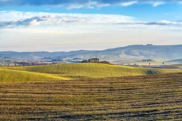 Достопримечательность Тосканы - Вальд'Орсия