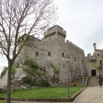 Фото-Сан-Марино - башня Честа
