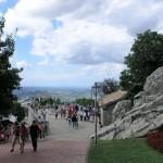 Фото Сан-Марино - панорамная площадка