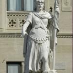 Фото Сан-Марино - статуя Свободы