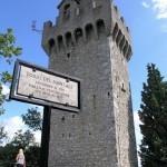 Фото Сан-Марино - башня Монтале