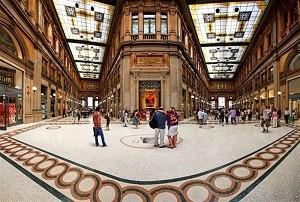 Галерея Альберто Сорди - торговый центр в Риме