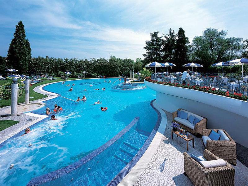 Лучшие спа отели в Италии