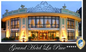Grand Hotel La Pace Spa монтекатини