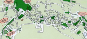 Карта Кьянчано