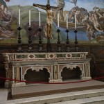 Фреска Страшный суд Микеланджело